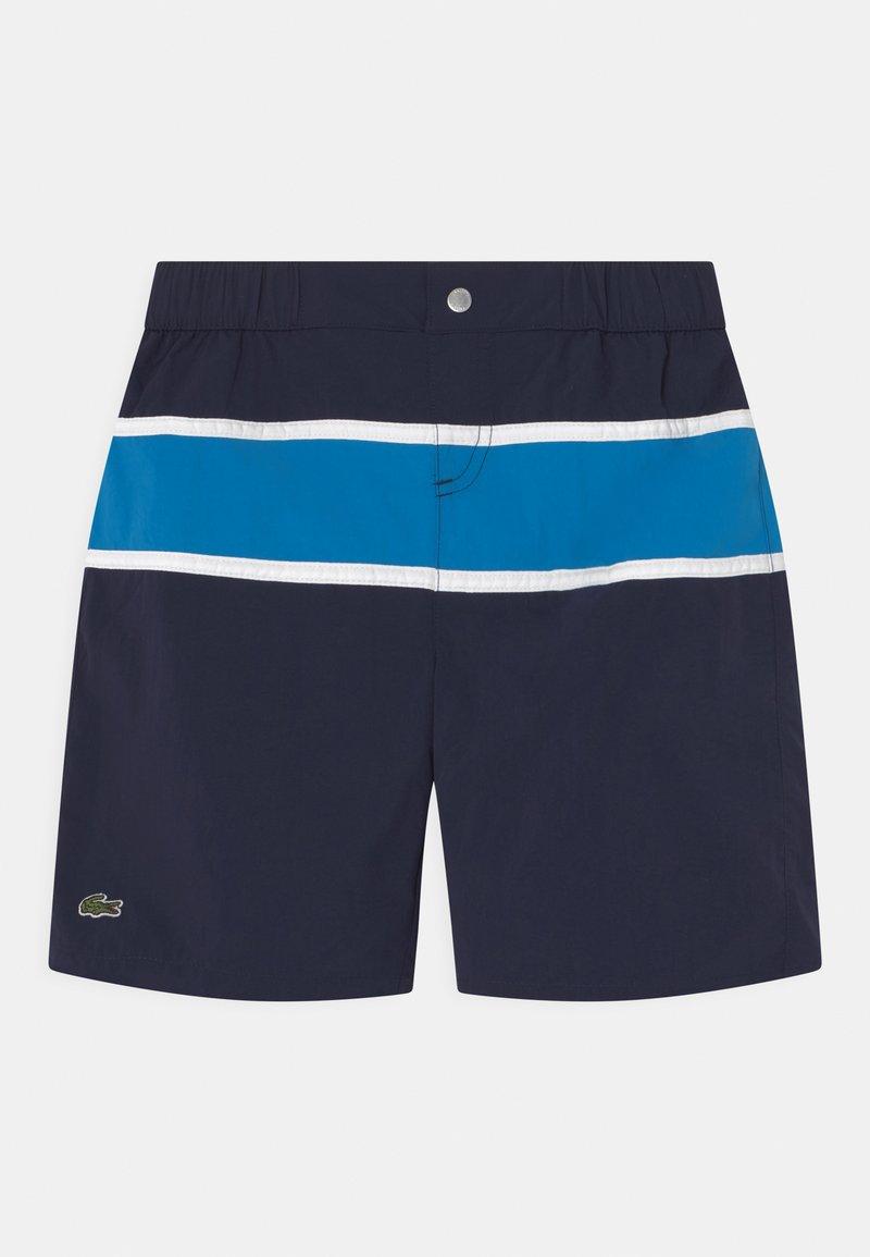 Lacoste - Badeshorts - navy blue/ibiza white
