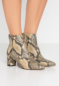 Kurt Geiger London - BURLINGTON - Ankle boots - beige - 0