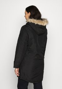Vero Moda Curve - VMTROK - Winter coat - black - 2