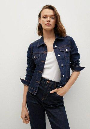 Giacca di jeans - dunkelblau