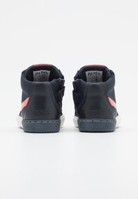 BOSS Kidswear - TRAINERS - High-top trainers - navy - 2