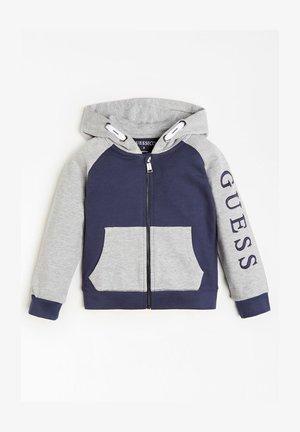 Zip-up hoodie - dunkelblau