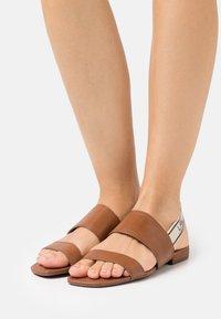 Lauren Ralph Lauren - KARTER - Sandals - tan - 0