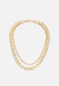ONLALBERTE NECKLACE 2 PACK - Smykke - gold-coloured