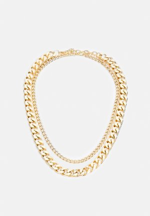 ONLALBERTE NECKLACE 2 PACK - Necklace - gold-coloured