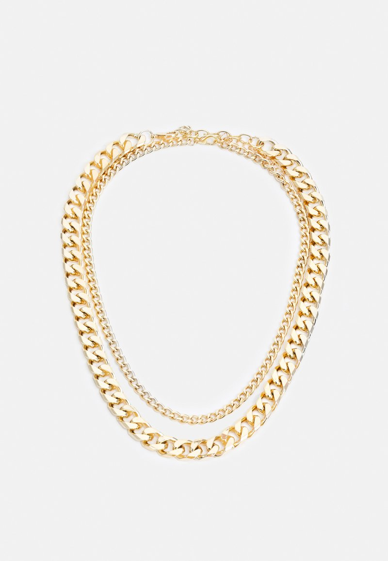 ONLY - ONLALBERTE NECKLACE 2 PACK - Necklace - gold-coloured