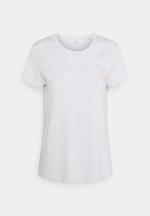 THE PERFECT TEE - T-shirt print - orbit gray