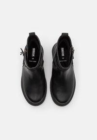 Geox - GILLYJAW GIRL - Korte laarzen - black - 3