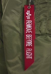 Alpha Industries - OS WMN - Bomber Jacket - sage green - 2