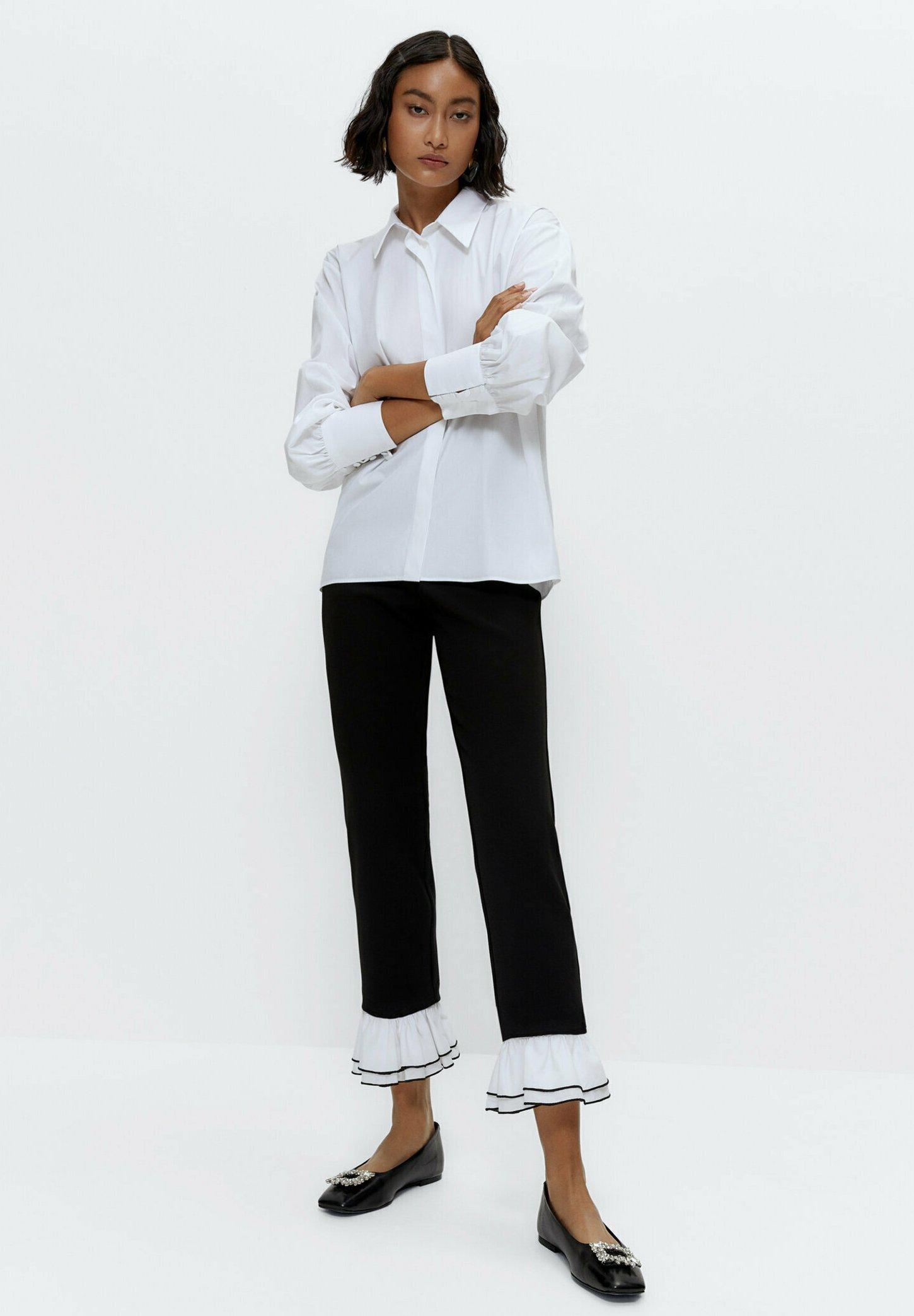 Donna MIT SCHLEIFEN - Camicia