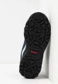 adidas Performance - TERREX HYPERHIKER TRAXION HIKING SHOES - Fjellsko - tech ink/core black/collegiate navy - 5