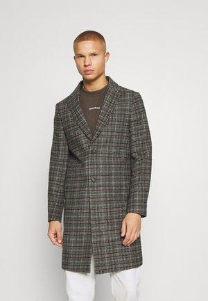PEAK - Klasyczny płaszcz - car coat