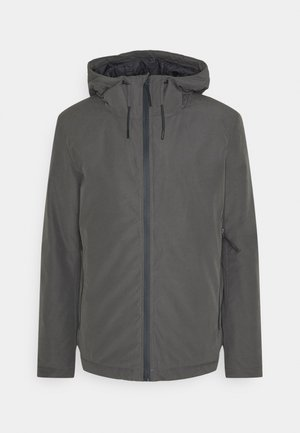 PADDED WINDBREAKER - Light jacket - grey