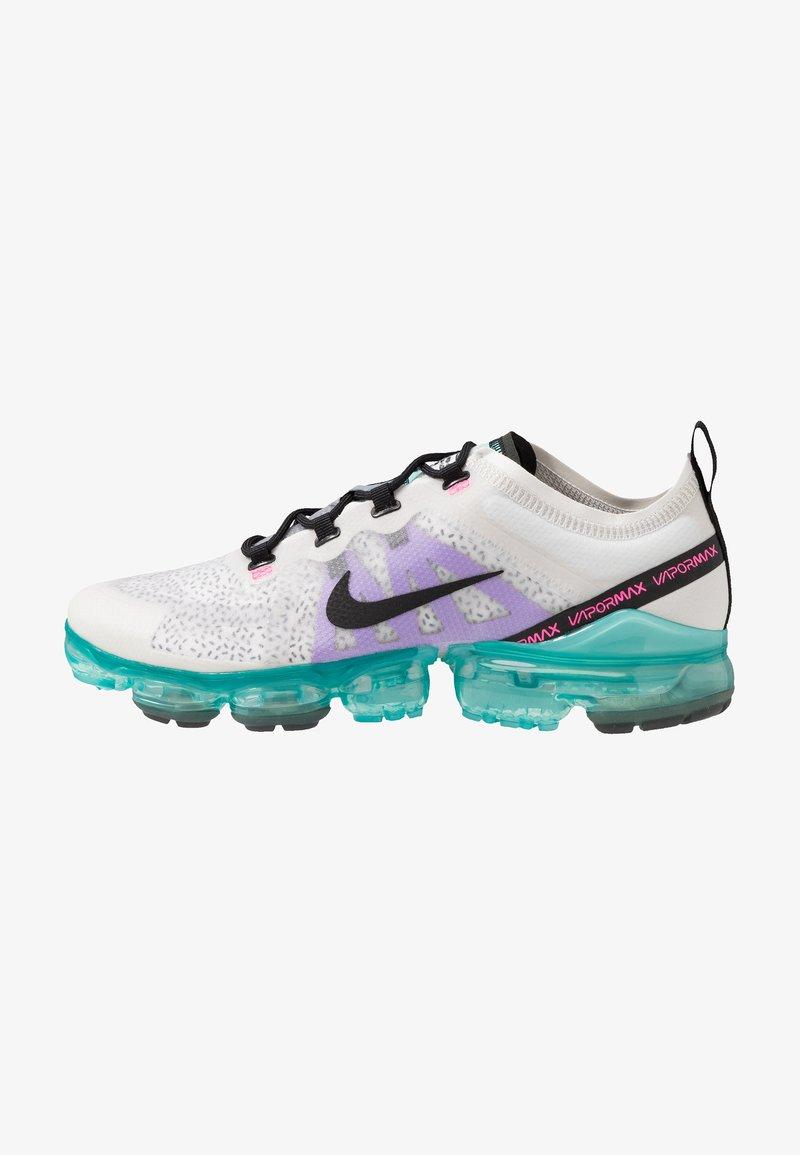 Nike Sportswear - AIR VAPORMAX 2019 - Matalavartiset tennarit - platinum tint/black/aurora green/pink blast/bright violet