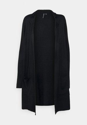 SMART COATIGAN - Cardigan - black