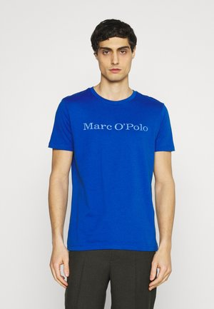 SHORT SLEEVE - T-shirt con stampa - blue