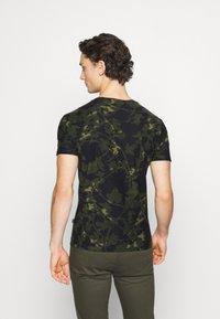 Blend - TEE - Print T-shirt - deep depths - 2