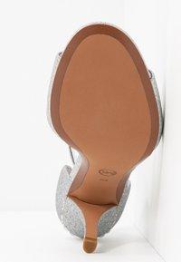MICHAEL Michael Kors - MALINDA - High heeled sandals - silver - 6