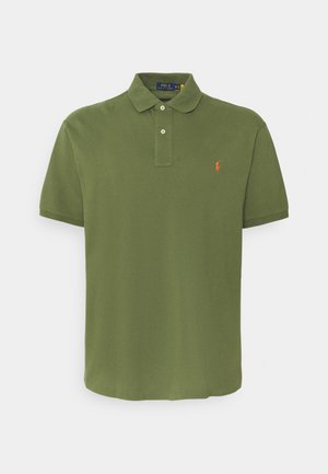 CLASSIC FIT MODEL - Poloshirt - supply olive