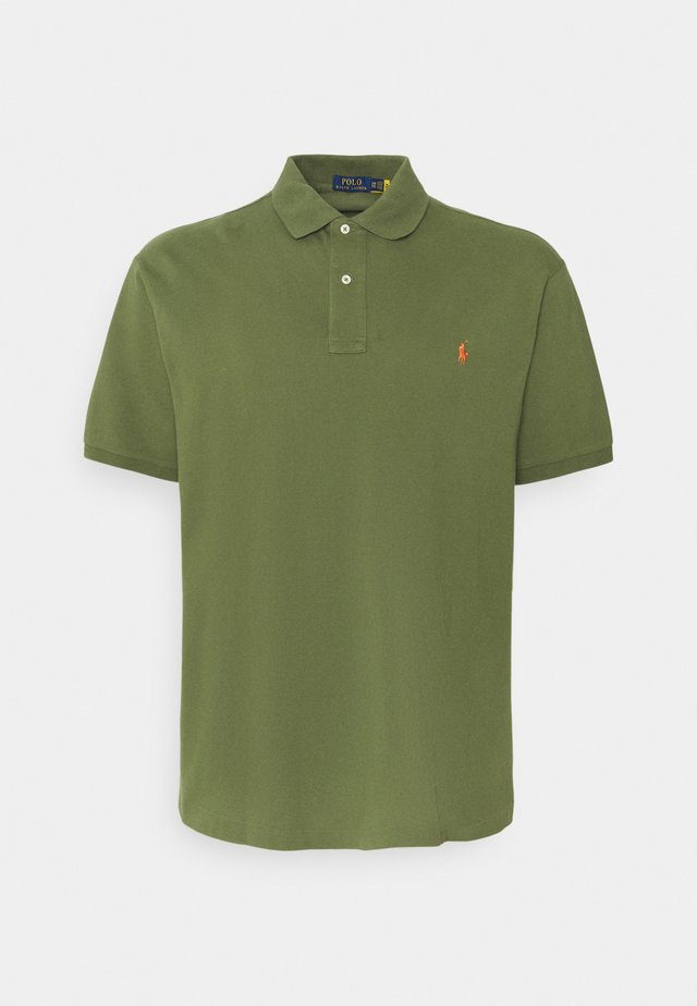 CLASSIC FIT MODEL - Polo - supply olive