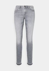 Opus - ELMA TINTED - Jeans Skinny Fit - authentic grey - 4