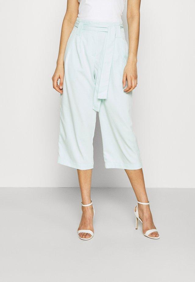 YASLEO CULOTTE PANT - Pantaloni - whispy blue