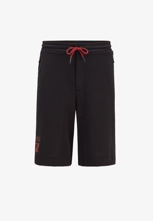 HEADLO TOKYO - Pantalon de survêtement - black