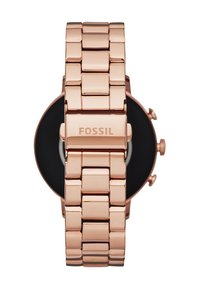 Fossil Smartwatches - Q VENTURE - Smartwatch - roségold-coloured - 2