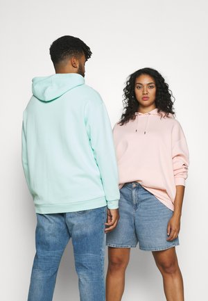 UNISEX 2 PACK - Hoodie - pink/turquoise