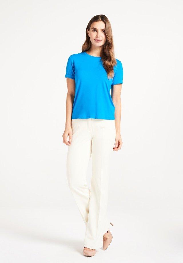 CARA  - T-shirt basic - blue