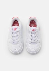adidas Originals - NY 92 UNISEX  - Trainers - footwear white/hazy rose - 3