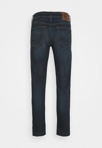 G-Star - 3301 SLIM - Jeans slim fit - lor superstretch - dk aged - 1