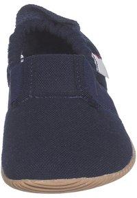 Giesswein - SÖLL SLIM FIT - Slippers - dark blue - 3