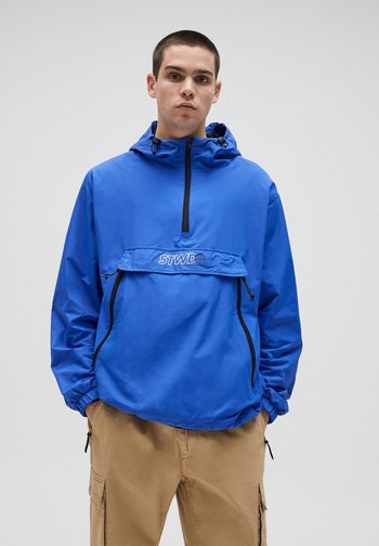 Summer jacket - royal blue