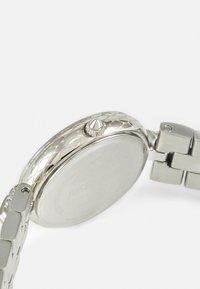 Just Cavalli - SILVER LION WATCH - Orologio - silver-coloured sunray - 2
