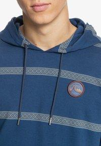 Quiksilver - HOOD - Sweatshirt - blue - 2