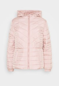 New Look - LIZZIE LIGHTWEIGHT PUFFER - Light jacket - pale pink - 0