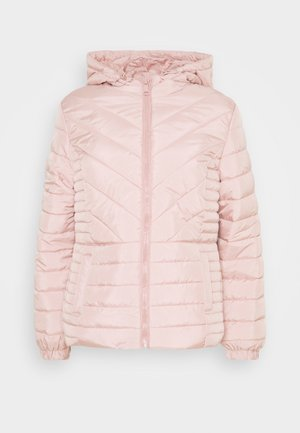 LIZZIE LIGHTWEIGHT PUFFER - Light jacket - pale pink