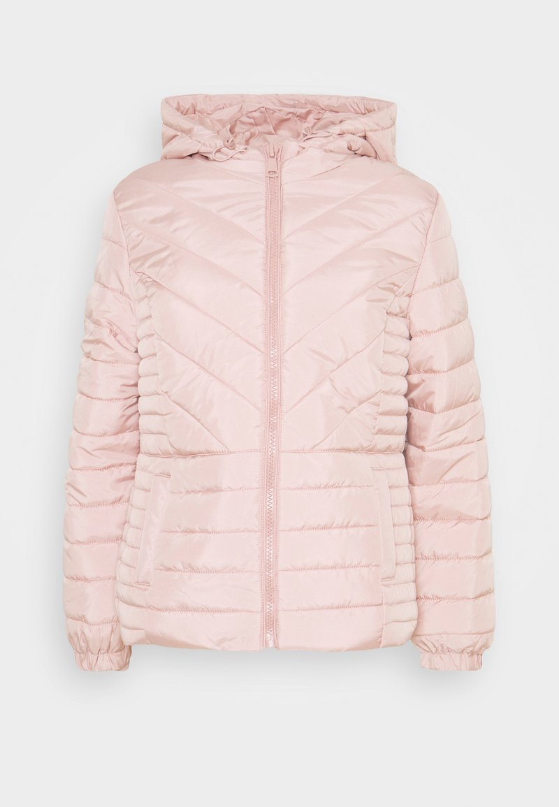 New Look - LIZZIE LIGHTWEIGHT PUFFER - Light jacket - pale pink