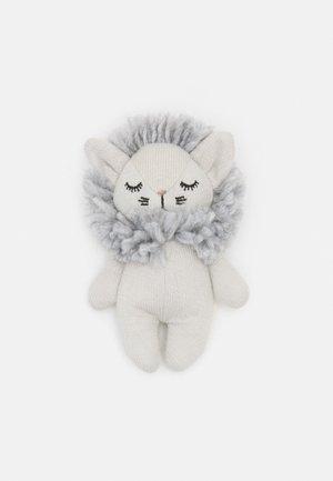 MINI LION UNISEX - Cuddly toy - grey