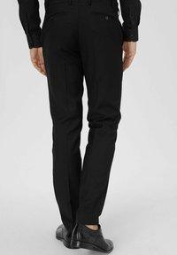 C&A - Suit trousers - black - 2