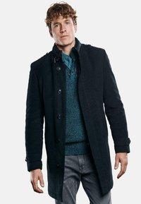 Engbers - Classic coat - schwarz - 0