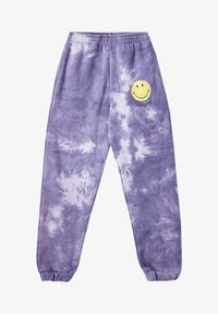 PULL&BEAR - Tracksuit bottoms - mauve - 5