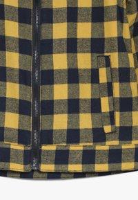 Friboo - Zimní bunda - mineral yellow/black iris - 4