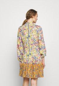 Closet - CLOSET A-LINE DRESS - Day dress - yellow - 2