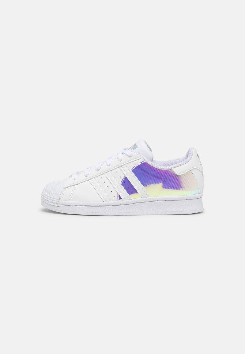 adidas Originals - SUPERSTAR UNISEX - Sneakers laag - white