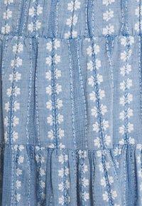 YAS - YASPACCA SKIRT - Mini skirt - cashmere blue - 2