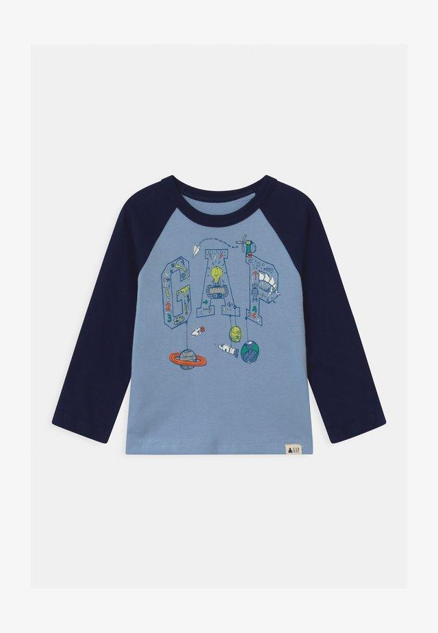 TODDLER BOY LOGO - Långärmad tröja - bleach blue