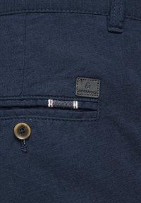 Jack & Jones - JJILINEN JJCHINO - Shorts - navy blazer - 5