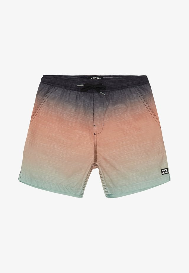 ALL DAY FADED BOY - Zwemshorts - mint